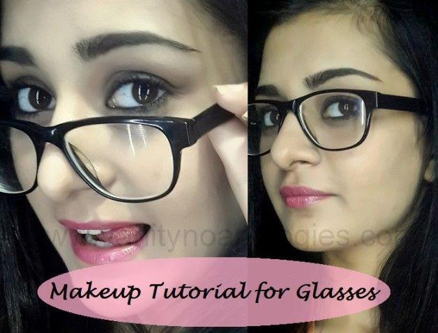 Tutoriel: comment appliquer le maquillage pour les filles qui portent des lunettes + conseils