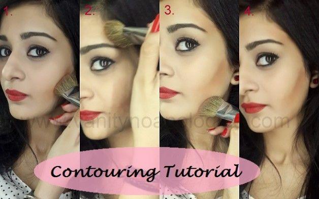 Tutoriel: comment le contour de votre visage pour paraître plus mince