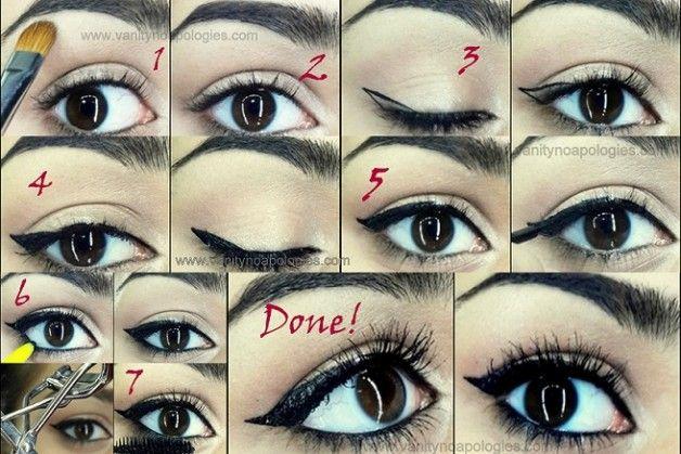 Tutoriel: comment faire oeil de chat parfait avec liner liquide