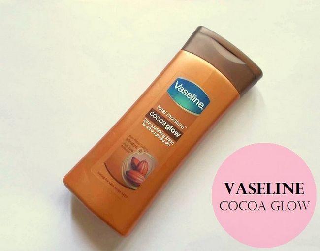 Totale cacao humidité Vaseline éclat lotion pour le corps nourrissante: examen, prix