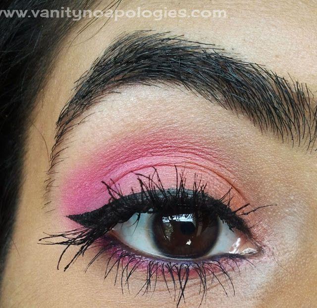 VNA l`oreal paris inscription au concours de maquillage des yeux d`été 6 - bonbons