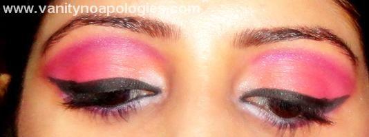 VNA l`oreal paris inscription au concours de maquillage des yeux d`été 8 - splash violet corail