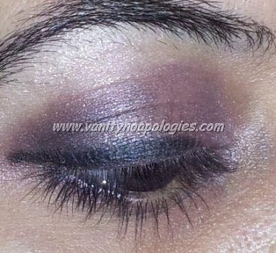 VNA l`oreal paris inscription au concours de maquillage des yeux d`été 16 - yeux brillants