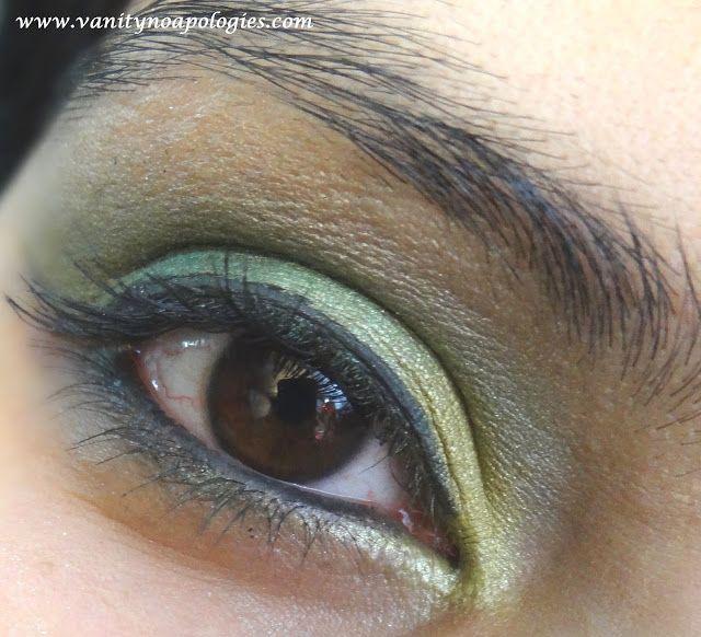 VNA l`oreal paris concours maquillage oeil été entrée 2 - feuille d`été