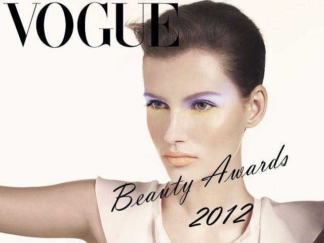 Prix de beauté Vogue 2012: le maquillage, la peau, les cheveux, les gagnants parfum!