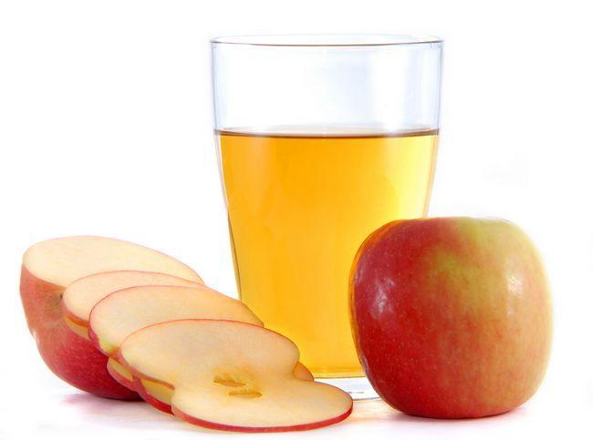 Avais-je tort au sujet du vinaigre de cidre de pomme pour l`acné?
