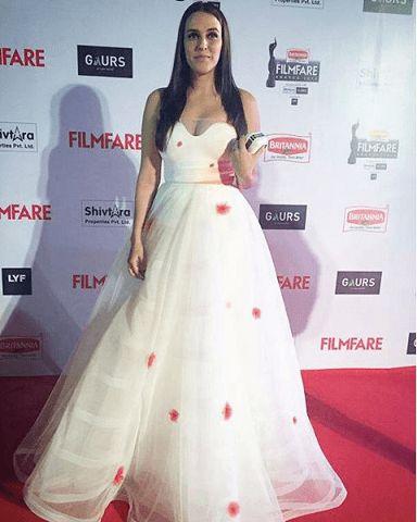 Qui portait quoi: prix de Filmfare 2016