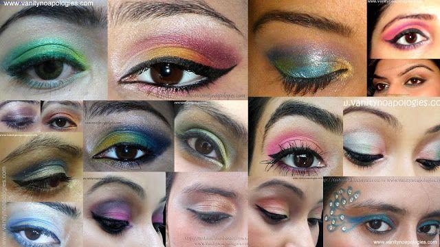Les gagnants du VNA l`oreal paris concours de maquillage des yeux d`été!
