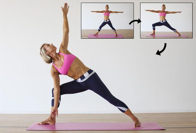 Yoga liée à la perte de graisse